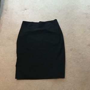 Vince Camuto Black Skirt XL